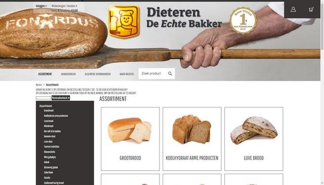Bakkerij Dieteren
