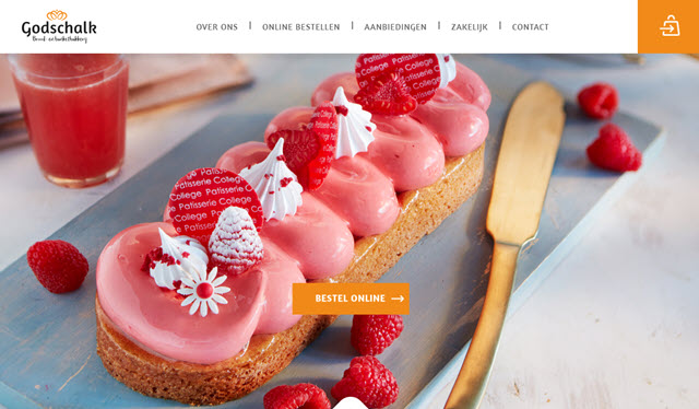 Webshop Bakkerij Godschalk